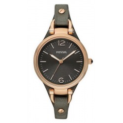 Fossil Women's Watch Georgia ES3077 Quartz