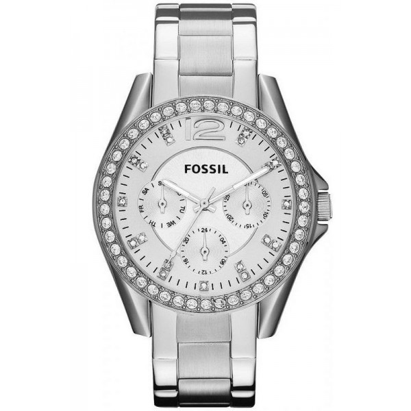 Buy Fossil Women's Watch Riley ES3202 Quartz Multifunction