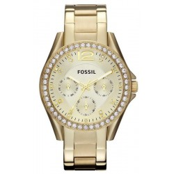 Fossil Women's Watch Riley ES3203 Quartz Multifunction