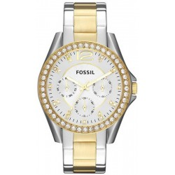 Fossil Women's Watch Riley ES3204 Quartz Multifunction