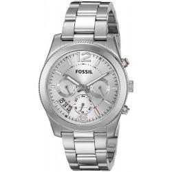 Fossil Women's Watch Perfect Boyfriend ES3883 Multifunction Quartz