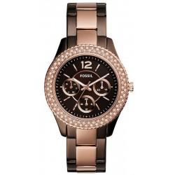 Buy Fossil Women's Watch Stella ES4079 Quartz Multifunction