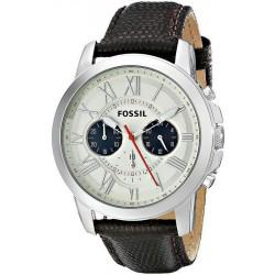 Buy Fossil Men's Watch Grant FS5021 Quartz Chronograph