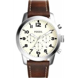 Fossil Men's Watch Pilot 54 FS5146 Chronograph Quartz