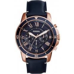 Fossil Men's Watch Grant Sport FS5237 Quartz Chronograph