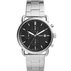 Buy Fossil Men's Watch Commuter FS5399 Quartz Chronograph