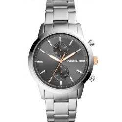 Fossil Men's Watch Townsman FS5407 Quartz Chronograph