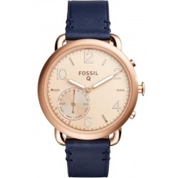 Fossil Q Tailor Hybrid Smartwatch Women's Watch FTW1128