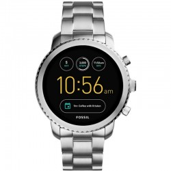 Buy Fossil Q Men's Watch Explorist FTW4000 Smartwatch