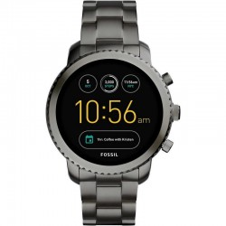 Buy Fossil Q Men's Watch Explorist FTW4001 Smartwatch