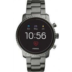 Buy Fossil Q Men's Watch Explorist HR Smartwatch FTW4012