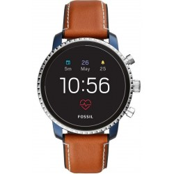 Buy Fossil Q Men's Watch Explorist HR Smartwatch FTW4016
