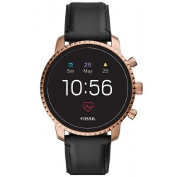 Buy Fossil Men's Watch Q Explorist HR Smartwatch FTW4017