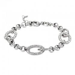 Buy Fossil Women's Bracelet Vintage Glitz JF01012040