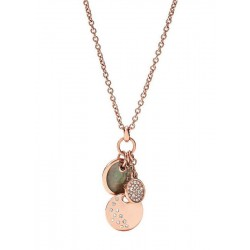 Buy Fossil Women's Necklace Classics JF01417791