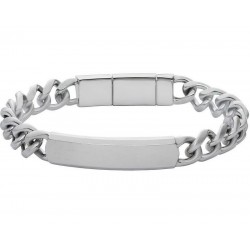 Fossil Men's Bracelet Mens Dress JF02217040