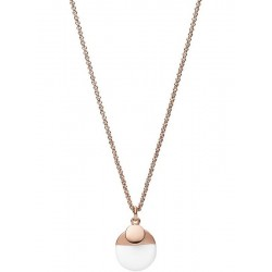 Buy Fossil Women's Necklace Fashion JF02358791