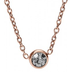 Buy Fossil Women's Necklace Classics JF02533791