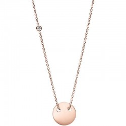 Buy Fossil Women's Necklace Classics JF02566791