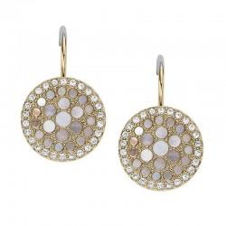 Buy Fossil Women's Earrings Vintage Glitz JF02601710