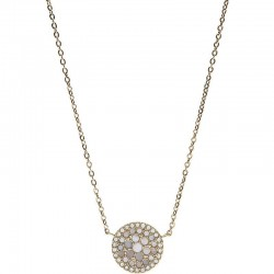 Fossil Women's Necklace Vintage Glitz JF02603710