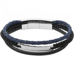 Buy Fossil Men's Bracelet Vintage Casual JF02633040