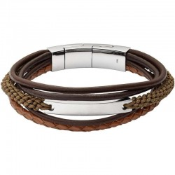 Fossil Men's Bracelet Vintage Casual JF02703040
