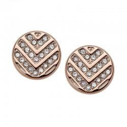 Fossil Women's Earrings Vintage Glitz JF02745791