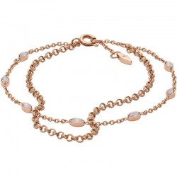 Fossil Women's Bracelet Vintage Glitz JF02845791