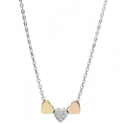 Fossil Women's Necklace Vintage Motifs JF02856998