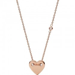Buy Fossil Women's Necklace Classics JF02868791