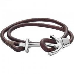 Fossil Men's Bracelet Vintage Casual JF02882040