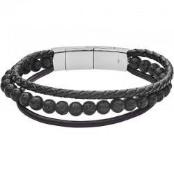 Fossil Men's Bracelet Vintage Casual JF02886040