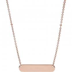 Fossil Women's Necklace Vintage Iconic JF02901791