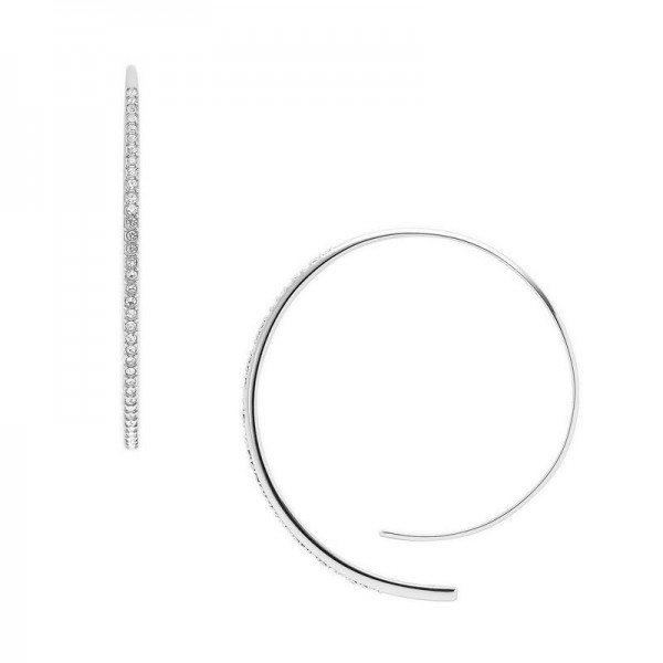 Buy Fossil Women's Earrings Vintage Glitz JF02909040