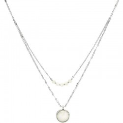 Buy Fossil Women's Necklace Classics JF02916040