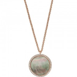 Buy Fossil Women's Necklace Classics JF02952791