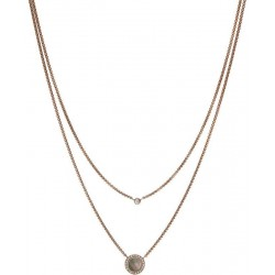 Buy Fossil Women's Necklace Classics JF02953791
