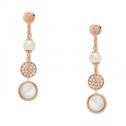 Buy Fossil Women's Earrings Classics JF02958791
