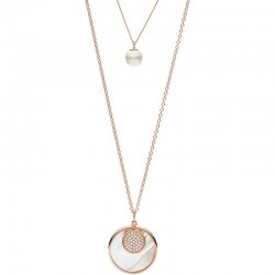 Buy Fossil Women's Necklace Classics JF02961791