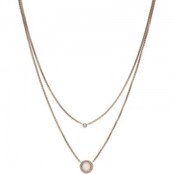 Buy Fossil Women's Necklace Classics JF03057791