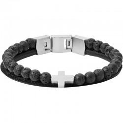 Fossil Men's Bracelet Mens Dress JF03120040