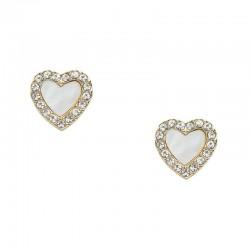 Fossil Women's Earrings Vintage Glitz JF03215710