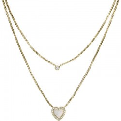 Fossil Women's Necklace Vintage Glitz JF03217710