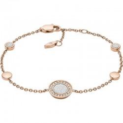 Buy Fossil Women's Bracelet Classics JF03264791