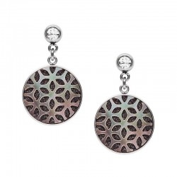 Buy Fossil Women's Earrings Classics JF03267040