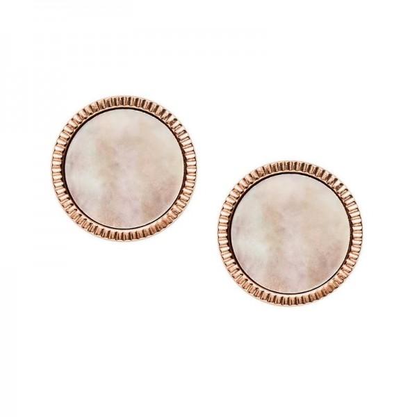 Buy Fossil Women's Earrings Vintage Iconic JF03274791