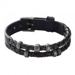 Fossil Men's Bracelet Vintage Casual JF85460040