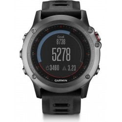 Buy Garmin Men's Watch Fēnix 3 010-01338-01