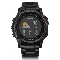 Buy Garmin Men's Watch Fēnix 3 HR Sapphire 010-01338-7D